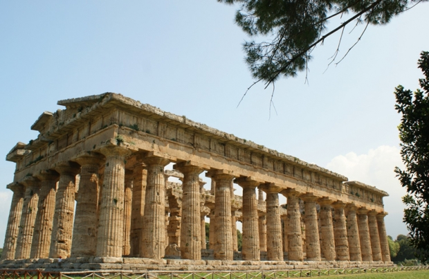 Greek Temple - South Italy