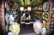 Shopping for Maiolica